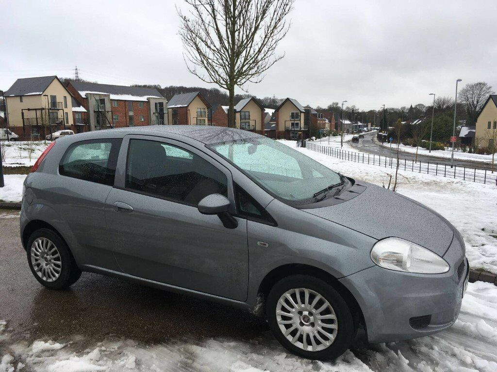 Fiat Grande Punto 1.4 8v Sound 3dr 2 Owners from new 69k Miles