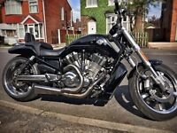 Harley Davidson Vrod Muscle with extras Screamin Eagle tuner, Filter, Vance & Hines performance pipe