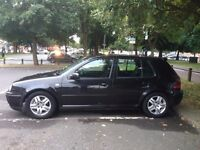 2002 Volkswagen Golf 1.9 GT TDI good condition New M.O.T for new owner