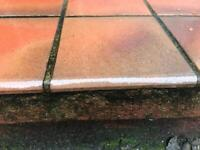 *WANTED* Daniel Platt Clay Quarry Tiles with one rounded edge