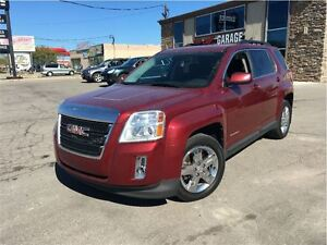 2012 GMC Terrain SLE-2 AWD LOW KMS!! CHROME MAGS BIG SCREEN RADI