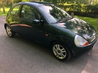 Ford KA. Special Edition. Only 59k miles!!! New MOT.
