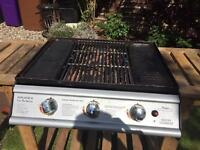 Gas BBQ 3 Burner with 2 Griddle Plates