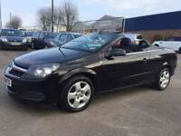 2008 VAUXHALL ASTRA TWINTOP AIR CDTI*CONVERTIBLE*DIESEL*NEW MOT*NEW CLUTCH*SERVICE HISTORY*CABRIOLET