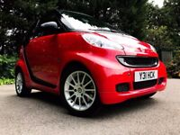 SMART FORTWO 1.0 MHD PASSION - SOFTOUCH AUTOMATIC - 2011/11