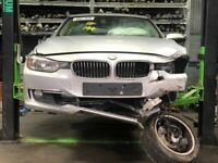 BMW 3 Series 320i F30, N20B20 Engine, GS6-17BG Gearbox, 2.81 Rear Diff- BREAKING FOR PARTS
