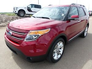 2014 Ford Explorer Limited, Moonroof, Navigation