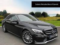 Mercedes-Benz C Class C220 D AMG LINE PREMIUM 2016-09-01