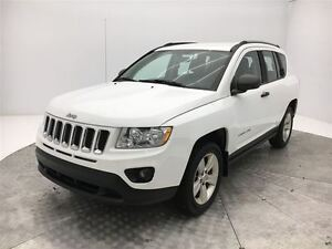 2011 Jeep Compass * Sport/North * AUT * 4X4 * JAMAIS ACCIDENTÉ *