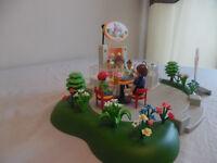 Playmobile Ice Cream Parlour
