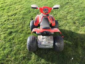 Child's Electric Quad Bike