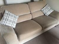 3 Seater Sofa- free to collect