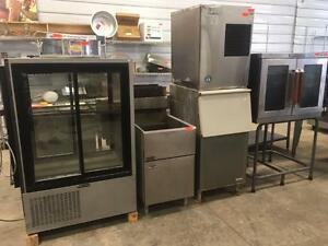 Storey's Summer Online Restaurant Auction - Closes July 12th 11am - Metro Racking, Hobart Mixers, Conveyor Pizza Oven