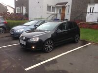 Volkswagen wages golf gt Tdi sport £2850 May px