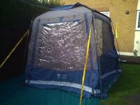 Outdoor revolution movelite drive away awning