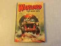 Warlord for boys 1979 annual