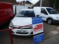 Vauxhall ASTRAVAN CLUB CDTI 2007 NO-VAT 1.7 L