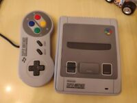 Nintendo 64 & Super Nintendo consoles plus games