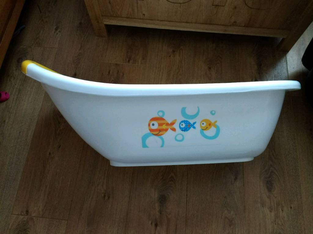 Mothercare Baby bath and top and tail bowl | in Antrim, County ...