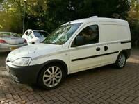 2005 Vauxhall Combo Van