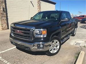 2014 GMC Sierra 1500 SLE 4WD LEATHER NAVIGATION CHROME BOARDS 20
