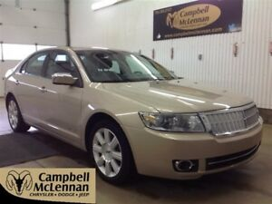 2008 Lincoln MKZ | Heated Leather Seats | Dual Climate | Blueto