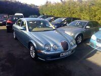 Jaguar s type mot 12 months