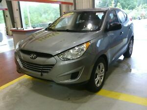 2010 Hyundai Tucson GL - All Wheel Drive - 1 owner - no accident
