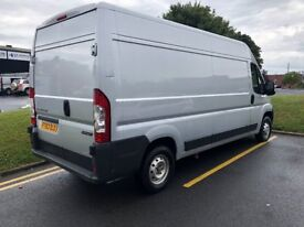 Peugeot Boxer in SILVER 2013