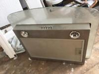 Glass / Stainless steel cooker hood