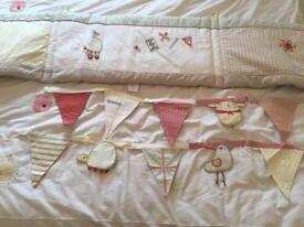 Mamas and papas whirligig nursery set