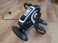 Electric mini exercise bike