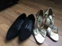 Women's shoes size 4 for £3