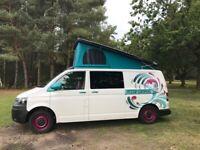 Volkswagen T5 LWB Camper