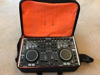 Denon DN-MC6000 Digital DJ Decks with UDC Carry Case.
