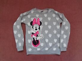 Age 11-12 years girls Minnie Mouse Top
