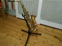 Phoenix tenor saxophone