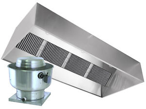 Restaurant Kitchen Hood Vents restaurant vent hood | ebay