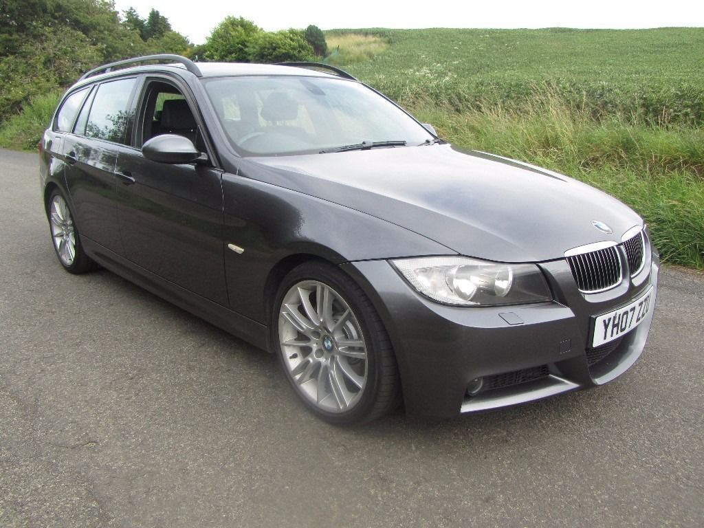 BMW I M Sport Touring Speed Manual In Leith - 2007 bmw 330i