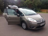 Citroen Grand C4 Picasso 2.0 i 16v VTR+ EGS, TRADE SALE , FULL SREVICE HISTORY