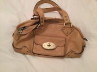 Vintage Mulberry Knightsbridge Bag 100% Genuine