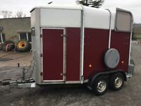 IFOR WILLIAMS 505 HORSEBOX