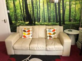 Leather Sofas / Suite (2 + 3 seater)