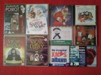 """""""CHRISTMAS"""" MUSIC AND DVD'S"""