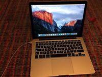 MacBook Pro Retina 13inch Late 2012