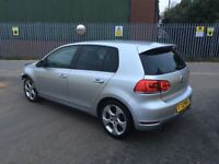 2012 12 VOLKSWAGEN GOLF GTI S-AUTOMATIC DSG MK6 5 DR DAMAGED SALVAGE REPAIRABLE