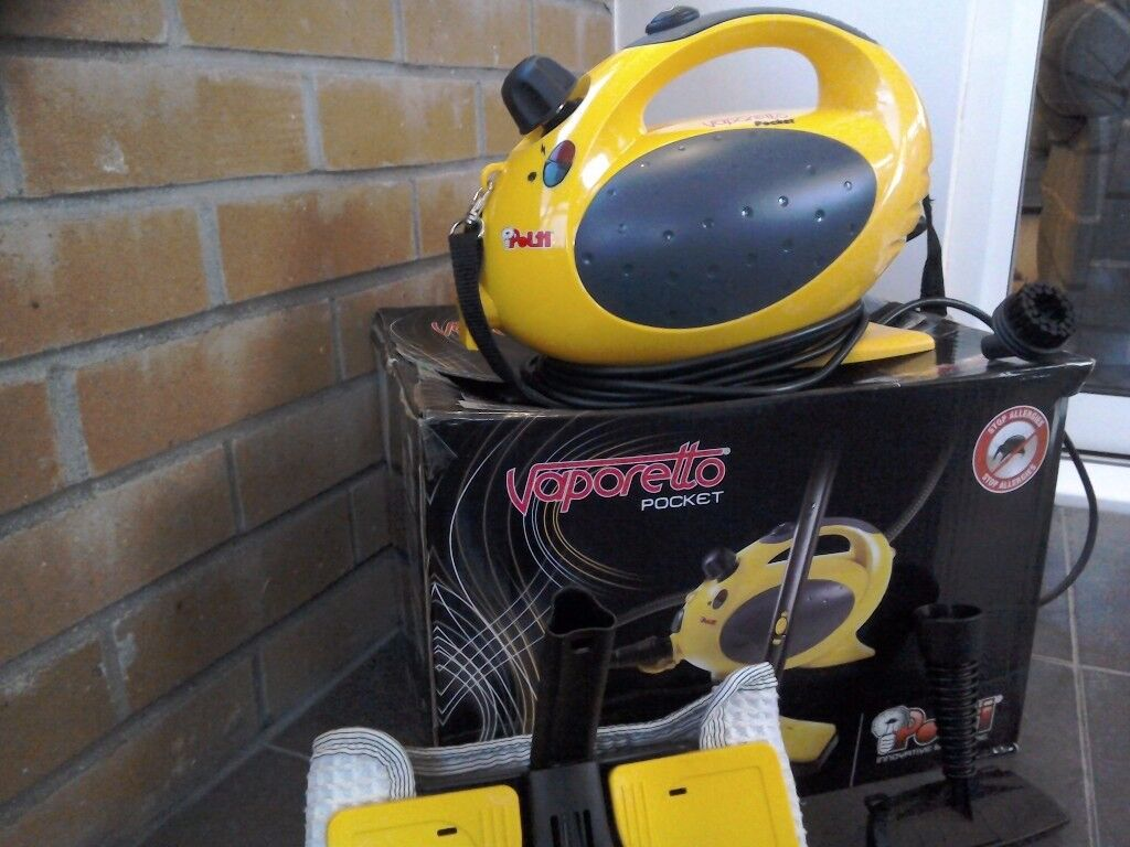 'Polti' Steam Cleaner (bargain as new)