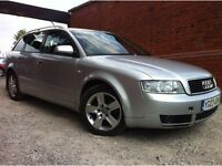 Audi A4 AVANT 1.9 TDI SE 5dr WARRANTED LOW MILEAGE