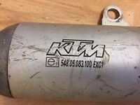 KTM 250 / 300 FULL EXHAUST SYSTEM
