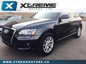 2012 Audi Q5 3.2L PREMIUM/ FULLY LOADED/ NAVIGATION